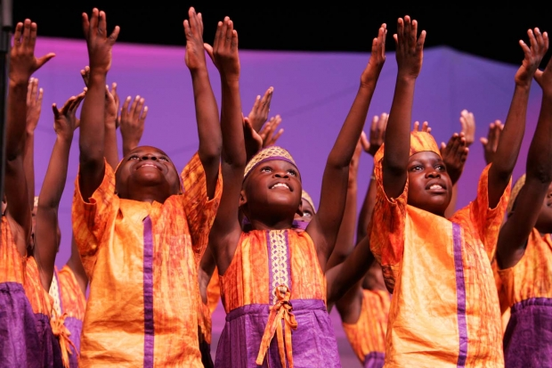 African Children's Choir in Concert
