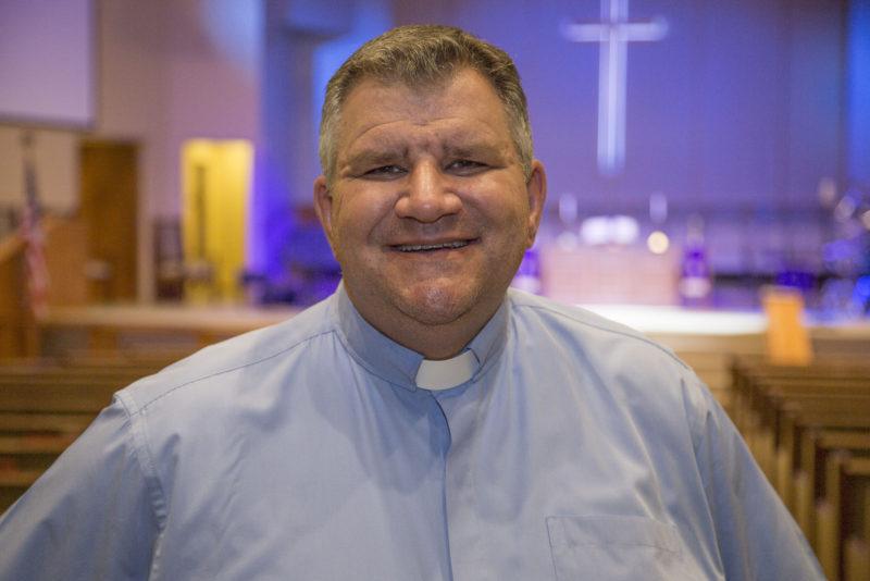 The Reverend Erick Ashley